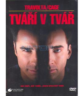 Tváří v tvář (Face Off) DVD
