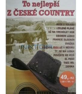 To nejlepší z české country (CD)