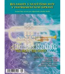 Trubka – Trumpet: Bobík Kubát (CD)