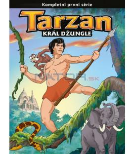 Tarzan: Král džungle 1. série 2DVD (Tarzan: Lord of the Jungle:S1) 2DVD