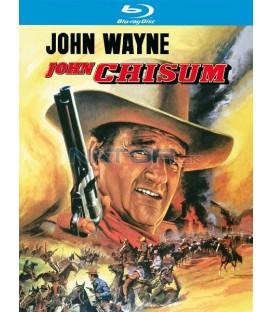John Chisum (Chisum)  Blu-ray
