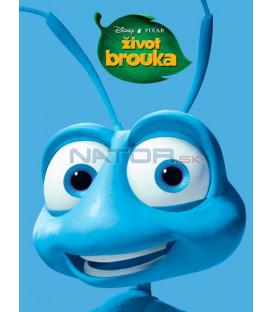 Život brouka (Bugs Life) - Disney Pixar edice DVD