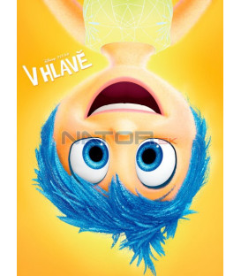 V hlavě (Inside Out) Disney Pixar edice DVD