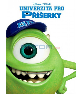 Univerzita pro příšerky (Monsters University) Disney Pixar edice DVD