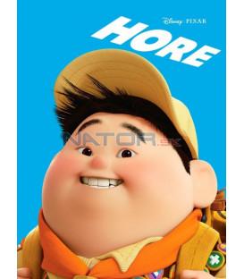 Vzhůru do oblak / Hore (Up) Disney Pixar edice DVD