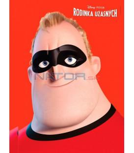 Rodinka Úžasných/ Úžasňákovi (The Incredibles)  Disney Pixar edice DVD