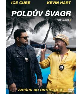 Poldův švagr 2 (Ride Along 2) DVD