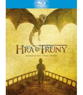 Hra o trůny 5. série (Game of Thrones Season 5) Blu-ray (4 X BD) VIVA balení