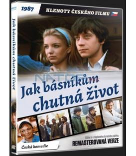 Jak básníkům chutná život (Remasterovaná verze) - DVD