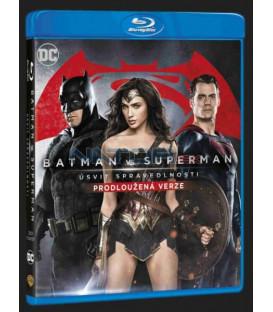Batman vs. Superman: Úsvit spravedlnosti (Batman v Superman: Dawn of Justice) 2xBlu-ray prodloužená verze