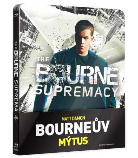 Bournův mýtus (The Bourne Supremacy) Blu-ray STEELBOOK