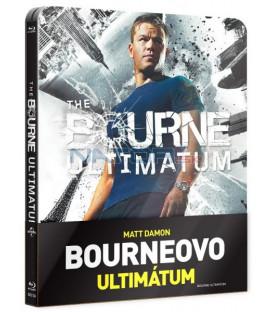 Bourneovo ultimátum (The Bourne Ultimatum) Blu-ray STEELBOOK
