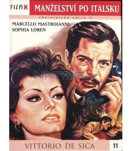 Manželství po italsku ( Matrimonio allitaliana) DVD