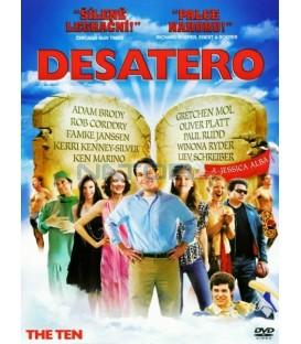 Desatero (The Ten) DVD