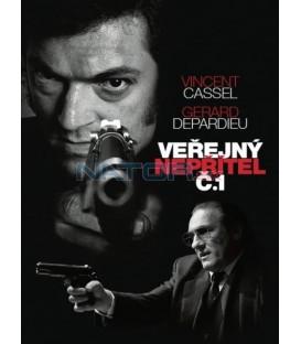 Verejný nepriateľ č. 1 - Inštinkt smrti prvá časť ( L Instinct de mort) DVD