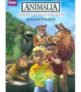 Kolekce: Animalia 5 x DVD