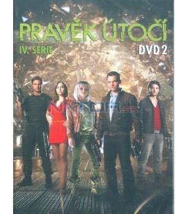 Pravěk útočí - 4. série - DVD 2 (Primeval) DVD