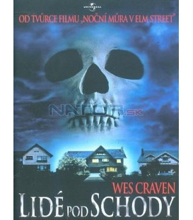 Lidé pod schody (The People Under the Stairs) DVD