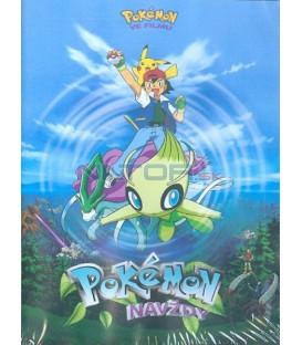Pokémon navždy  (Pokémon 4Ever) DVD