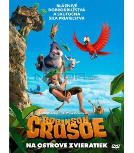 Robinson Crusoe: Na ostrově zvířátek (Robinson) DVD