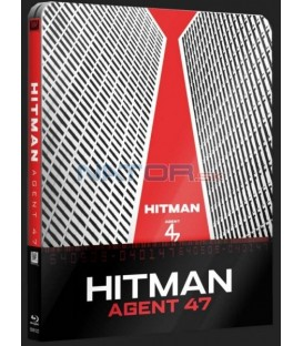Hitman: AGENT 47 - Blu-ray STEELBOOK