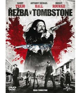 ŘEŽBA V TOMBSTONE (Dead in Tombstone) DVD