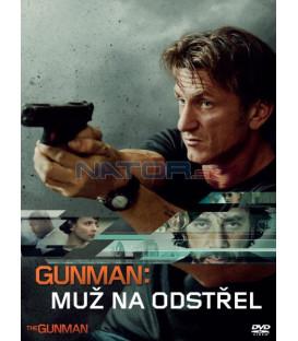 Gunman: Muž na odstrel (Gunman) DVD