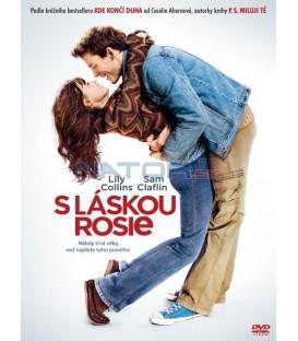 S láskou, Rosie (Love, Rosie) DVD