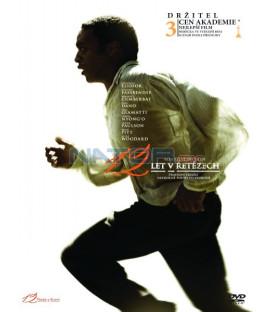 12 let v řetězech (12 Years a Slave) DVD