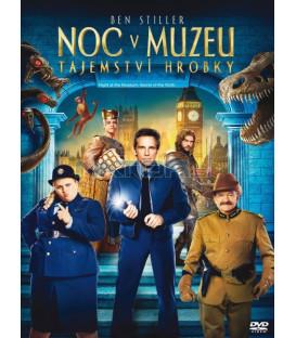 Noc v muzeu: Tajemství hrobky 3 ( Night at the Museum: Secret of the Tomb) DVD