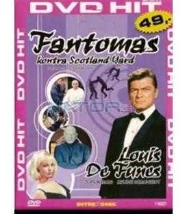 Fantomas kontra Scotland Yard (Fantômas Contre Scotland Yard) DVD