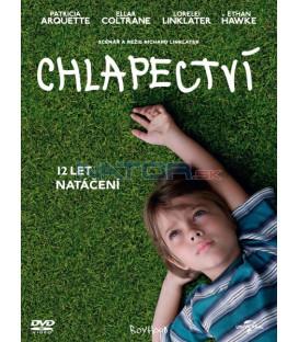 Chlapectví (Boyhood) DVD