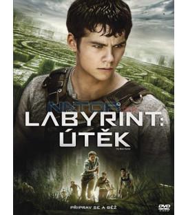 LABYRINT: ÚTĚK (The Maze Runner) DVD