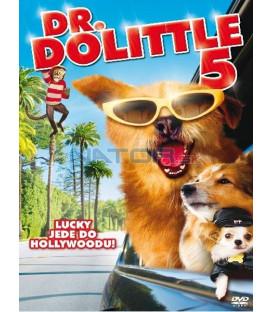 Dr. Dolittle 5: Lucky jede do Hollywoodu (Dr Dolittle Goin Hollywood) DVD