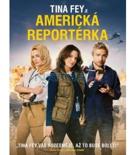Americká reportérka (Whiskey Tango Foxtrot) DVD