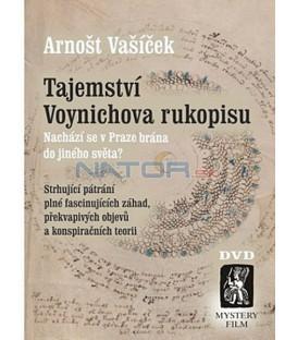 Tajemství Voynichova rukopisu DVD