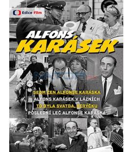 Alfons Karásek 2DVD