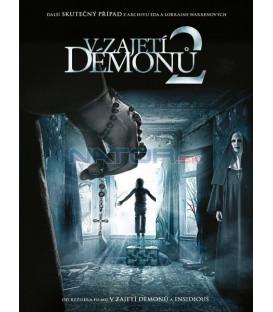 V zajetí démonů 2 (The Conjuring 2) DVD