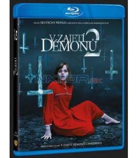 V zajetí démonů 2 (The Conjuring 2) Blu-ray