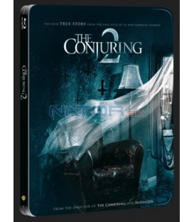 V zajetí démonů 2 (The Conjuring 2) Blu-ray steelbook