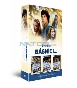 BÁSNÍCI 1-3 KOLEKCE (remasterovaná verze) DVD