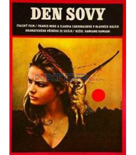 Den sovy ( Il giorno della civetta) DVD