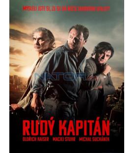 Červený kapitán (Rudý kapitán) DVD