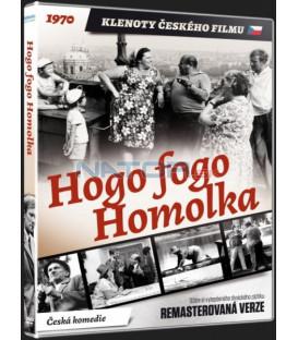 HOGO FOGO HOMOLKA (Remasterovaná verze) - DVD