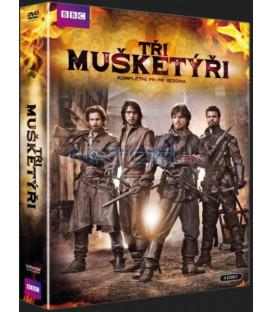 TŘI MUŠKETÝŘI (2014) 1. SÉRIE - 4 DVD