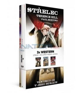 Kolekce western (Střelec, Nejlepší vyhrává, Keoma) 3DVD