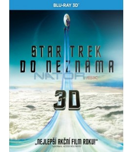 Star Trek: Do neznáma (Star Trek Beyond) Blu-ray 3D