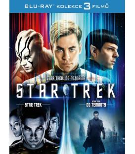 STAR TREK 1-3 KOLEKCE (3 BD) - Blu-ray