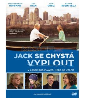 Jack se chystá vyplout (Jack Goes Boating) DVD