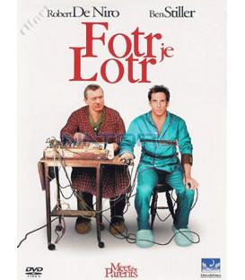 Fotr je lotr (Meet the Parents) DVD